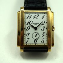 Patek Philippe 5024J Gondolo 18k yellow gold w/papers