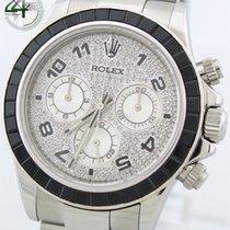 勞力士 (Rolex) Daytona Ref.: 116520 von 2007 mit Edelsteinbesatz