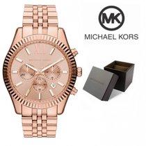 Michael Kors Lexington Rose Gold