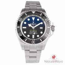 Rolex Oyster Perpetual Deepsea Sea-Dweller D-Blue