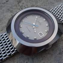 Omega Automatic Seamster Tungsten in New Old Stock Conditions