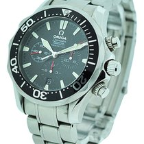 Omega Seamaster 300m Chronograph in Steel