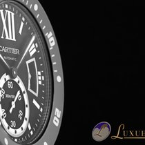 Cartier Diver Calibre De Cartier Black Dial 42 mm