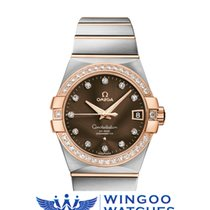 Omega - Constellation Co-Axial 38 MM Ref. 123.25.38.21.63.001