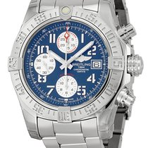 Breitling Avenger II Blue Dial Chronograph A1338111/C870SS