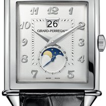 Girard Perregaux Vintage 1945 XXL Date and Moonphases