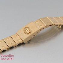 Cartier Santos - Uhrenarmband - 18K/750 Gelbgold - Damenuhr