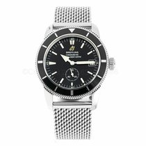 Breitling Superocean Heritage 38 Watch A3732024 (Pre-Owned)