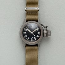 Elgin 'Canteen' Divers Watch Issued to the US NAVY Bureau of...