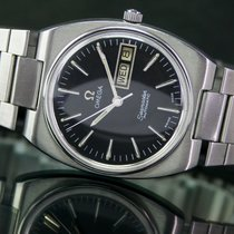 Omega Seamaster Automatic Day Date Steel Mens Watch & Band
