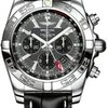 Breitling Chronomat GMT Croco Strap