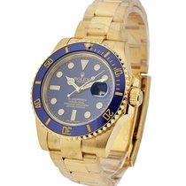 勞力士 (Rolex) Used 116618_used Submariner Yellow Gold with...