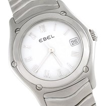 Ebel Classic Wave Damenuhr Ø 27 mm - Stahl Quarz - 74,6g