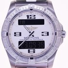 Breitling Mans Wristwatch Chronograph Aerospace Avantage...