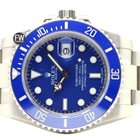 Rolex Submariner Date White Gold NEW 2016