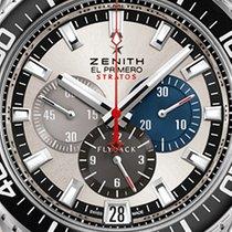 Zenith Stratos Flyback · Tribute to Felix Baumgartner 03.2066....