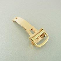 卡地亚 (Cartier) Schließe 18 Kt Gold Folding Clasp 14 Mm