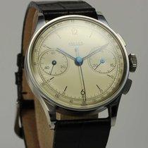 Jaeger-LeCoultre schöner klassischer Vintage Chronograph Kal. 285
