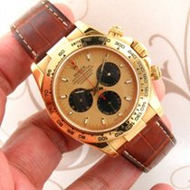 Rolex Daytona Ref 116518 Paul Newman 18K Yellow Gold