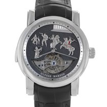 Ulysse Nardin Alexander the Great Men's Automatic Minute...