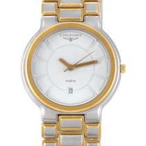 Longines Derêve Women's Gold Plated Stainless Steel Watch...