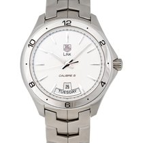 TAG Heuer Link Calibre 5 Automatic Men's Watch – WAT2011.BA0951