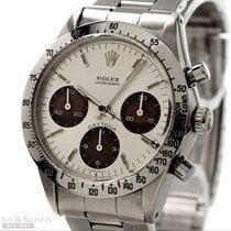 Rolex Vintage Daytona Cosmograph Ref-6262 TROPIC Dial Stainles...