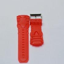 Technomarine Strap - Red  Length: 20 cm Width: 20 mm