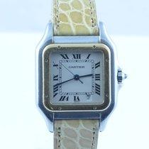 Cartier Panthere Medium Damen Uhr 28mm Mit Datum Rar Schöner...