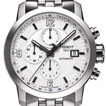 Tissot T-sport Prc200 Automatic Stainless Steel Chronograph...