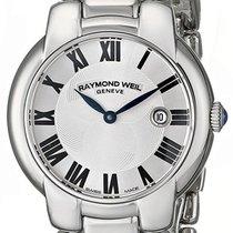 Raymond Weil Jasmine Stainless Steel Womens Watch Calendar...