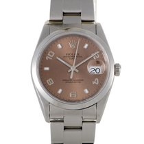Rolex Oyster Perpetual Date 115200 pao