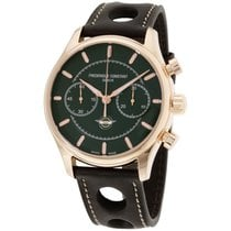 Frederique Constant Men's Fc397hdg5b4 Vintagerally Swiss...