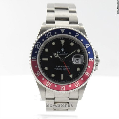 Rolex GMT Master Pepsi