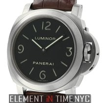 Panerai Luminor Collection Luminor Base Titanio 44mm Black...