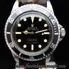 Rolex 5512 Submariner Gilt Dial underline 4 Lines