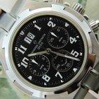 Vacheron Constantin Overseas Chronograph  Big Date Black Dial