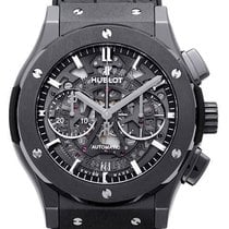 Hublot Classic Fusion Chronograph Black Magic Aero 525.CM.0170.LR