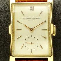 Vacheron Constantin Vintage Rectangular Shape 18 kt rose gold,...