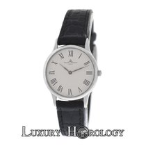 Baume & Mercier Authentic Ladies 18K Solid White Gold...
