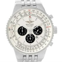 Breitling Navitimer Heritage Silver Dial Automatic Mens Watch...