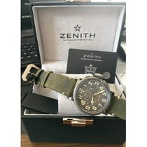 Zenith Heritage  Pilot Ton-Up