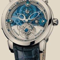 Ulysse Nardin Exceptional Royal Blue Tourbillon 41 мм