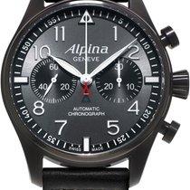 Alpina Geneve Startimer Chronograph AL-860GB4FBS6 Sportliche...