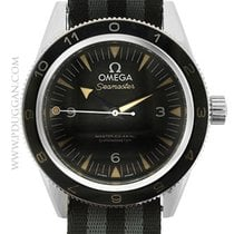 Omega stainless steel Seamaster Special Edition Spectre
