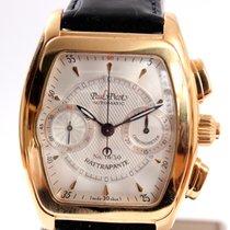 柏高 (Paul Picot) Majestic Rattrapante 0521 RG 18K Gold