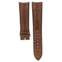 Bulgari Brown Crocodile Leather Strap 21mm/18mm