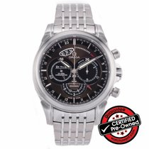 Omega DeVille Chronoscope Co-Axial GMT Chronograph