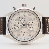 IWC Pilot Fliegeruhr Chronograph Day Date Ref. IW371702