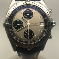 Breitling CHRONOMAT 40MM VERY RARE GREY DIAL